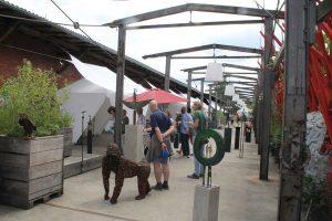 Impressionen Umschlagplatz Coburg 2018